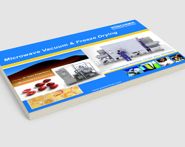 Microwave Vacuum and Freeze-Drying