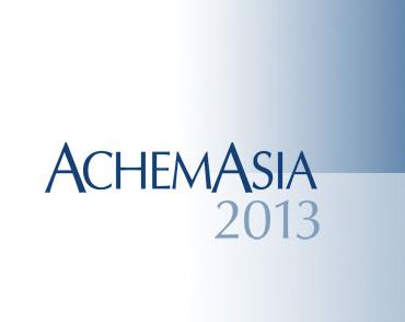 AchemAsia 2013
