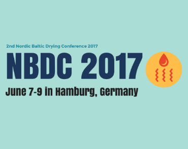 Nordic Baltic Drying Conference 2017