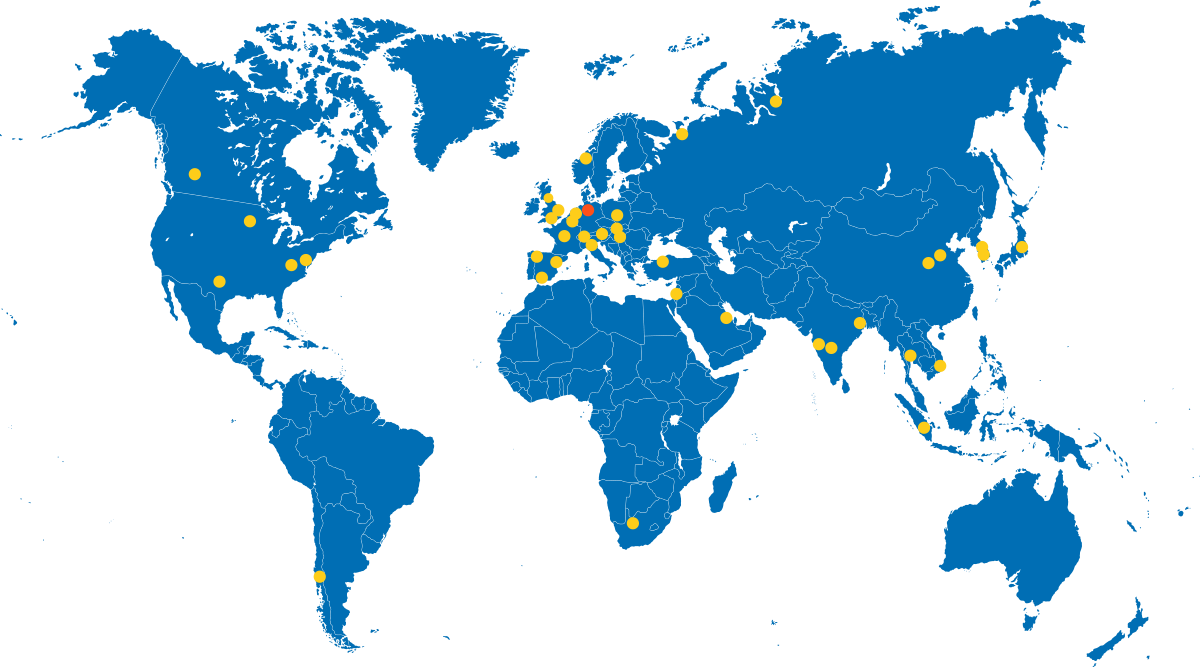 Worldwide Activities